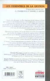 Gestion financière internationale (2e édition) - 4ème de couverture - Format classique