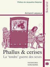 Phallus Et Cerises - Intérieur - Format classique