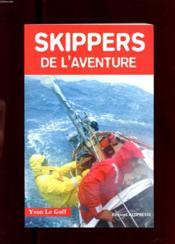 Skippers de l'aventure - Couverture - Format classique
