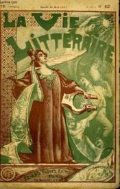 La Fenetre Eclairee. La Vie Litteraire. - Couverture - Format classique