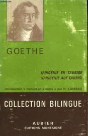 Iphigenie En Tauride - Couverture - Format classique