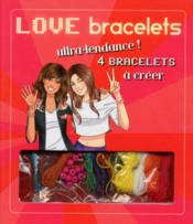 Vente  Love bracelets ; coffret  - Collectif