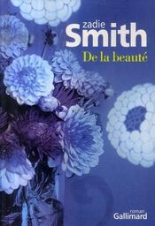 Vente  De la beauté  - Zadie Smith