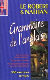 Rob & nath grammaire anglaise  - Marcelin Jacques - Jacques Marcelin - Marcelin/Faivre