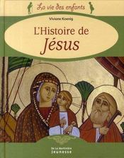 L'histoire de jésus - Intérieur - Format classique