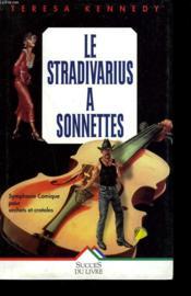 Le Stradivarius A Sonettes - Couverture - Format classique
