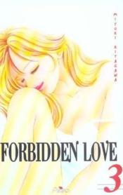 Forbidden Love T.3