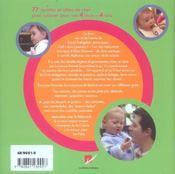 Baby cook book - 4ème de couverture - Format classique