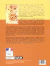 Du nord au sud du Sahara ; cinquante ans d'archéologie française - 4ème de couverture - Format classique