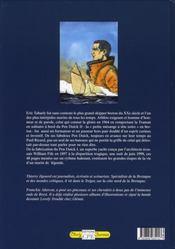 Eric Tabarly, un marin de légende - 4ème de couverture - Format classique