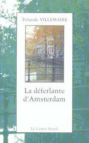 Deferlante D'Amsterdam (La) - Intérieur - Format classique