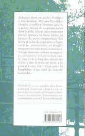 Deferlante D'Amsterdam (La) - 4ème de couverture - Format classique