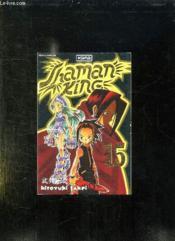 Shaman King T15 - Couverture - Format classique