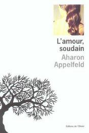 Amour, Soudain (L') - Intérieur - Format classique