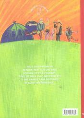 Les Pauvres Types De L'Espace - 4ème de couverture - Format classique
