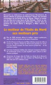 Let'S Go ; Italie Du Nord - 4ème de couverture - Format classique