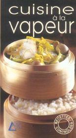 Cuisine a la vapeur - Intérieur - Format classique