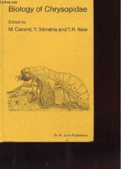 Biology Of Chrysopidae - Couverture - Format classique