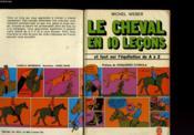 Le Cheval En 10 Lecons - Couverture - Format classique
