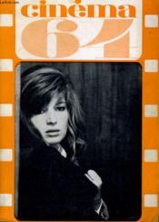 Cinema 64 N° 91 - Le Dessin De Jean Effel - Le Dossier Du Mois: Vosages Noirs D'Un Cinema Blanc - Couverture - Format classique