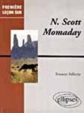 N.Scott Momaday - Intérieur - Format classique