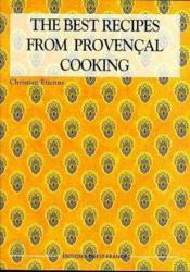 The best recipes from provençal cooking - Couverture - Format classique