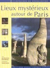 Lieux mystérieux autour de Paris - Intérieur - Format classique