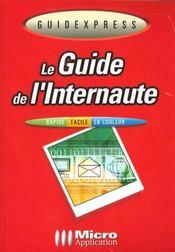 Le Guide De L'Internaute - Intérieur - Format classique