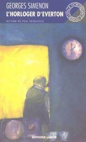Horloger D Everton - Intérieur - Format classique