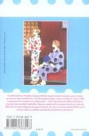 Le grand amour de vénus t.6 - 4ème de couverture - Format classique