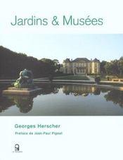 Jardins Et Musees - Intérieur - Format classique