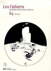 Cahiers Du Musee D'Art Moderne No64 Varia - Couverture - Format classique
