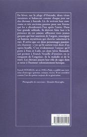 Cavalier / Cheval - 4ème de couverture - Format classique