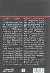 Mythe al-qaida (le) - 4ème de couverture - Format classique