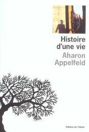 Histoire D'Une Vie - Intérieur - Format classique