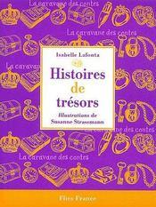 Histoires de trésors - Couverture - Format classique