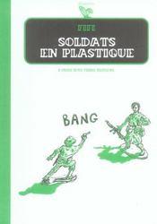 Soldats en plastique - Intérieur - Format classique