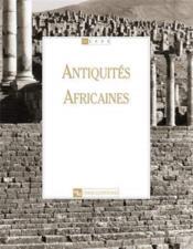 Etudes D'Antiquites Africaines N.42 - Couverture - Format classique