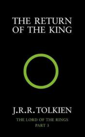 Vente livre :  THE RETURN OF THE KING - THE LORD OF THE RINGS V.3  - J.R.R. Tolkien