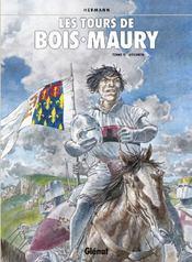 Les tours de Bois-Maury t.11 ; Assunta - Couverture - Format classique