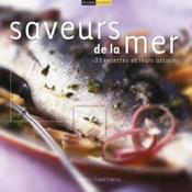 Saveurs De La Mer - Couverture - Format classique
