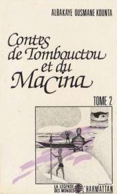 Contes de Tombouctou et du Macina t.2 - Couverture - Format classique
