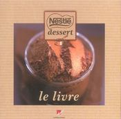 Le livre nestlé dessert - Intérieur - Format classique