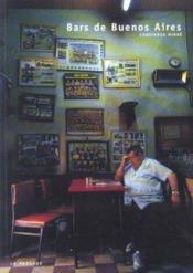 Bars De Buenos Aires - Couverture - Format classique