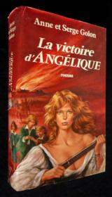 La Victoire D'Angelique - Couverture - Format classique