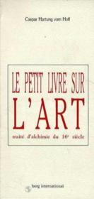 Le Petit Livre Sur L'Art - Couverture - Format classique