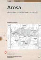 Arosa - Couverture - Format classique