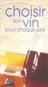 Choisir son vin pour chaque plat - Intérieur - Format classique