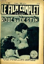 Le Film Complet Du Jeudi N° 1009 - 10e Annee - La Roue Du Destin - Couverture - Format classique