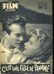 Film Complet N° 654 - C'Est Une Fille De Paname - Couverture - Format classique